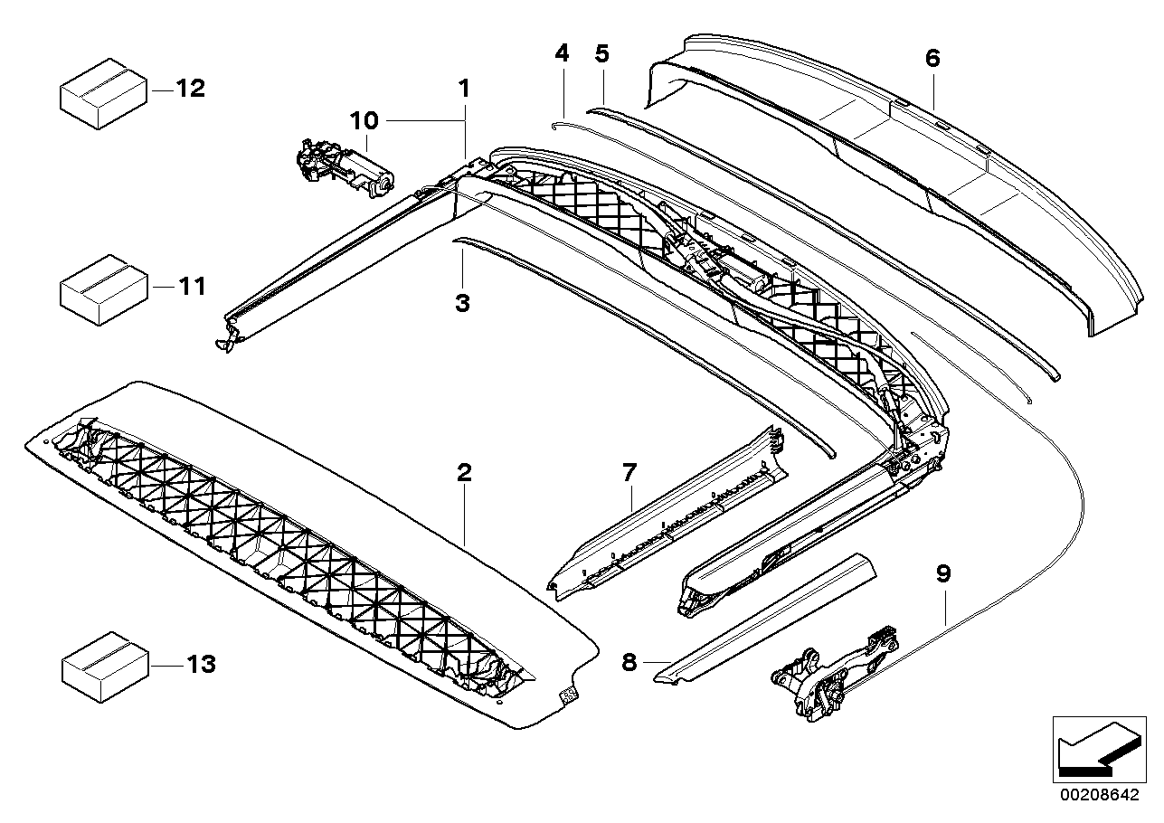 34 Mini Cooper Parts Diagram