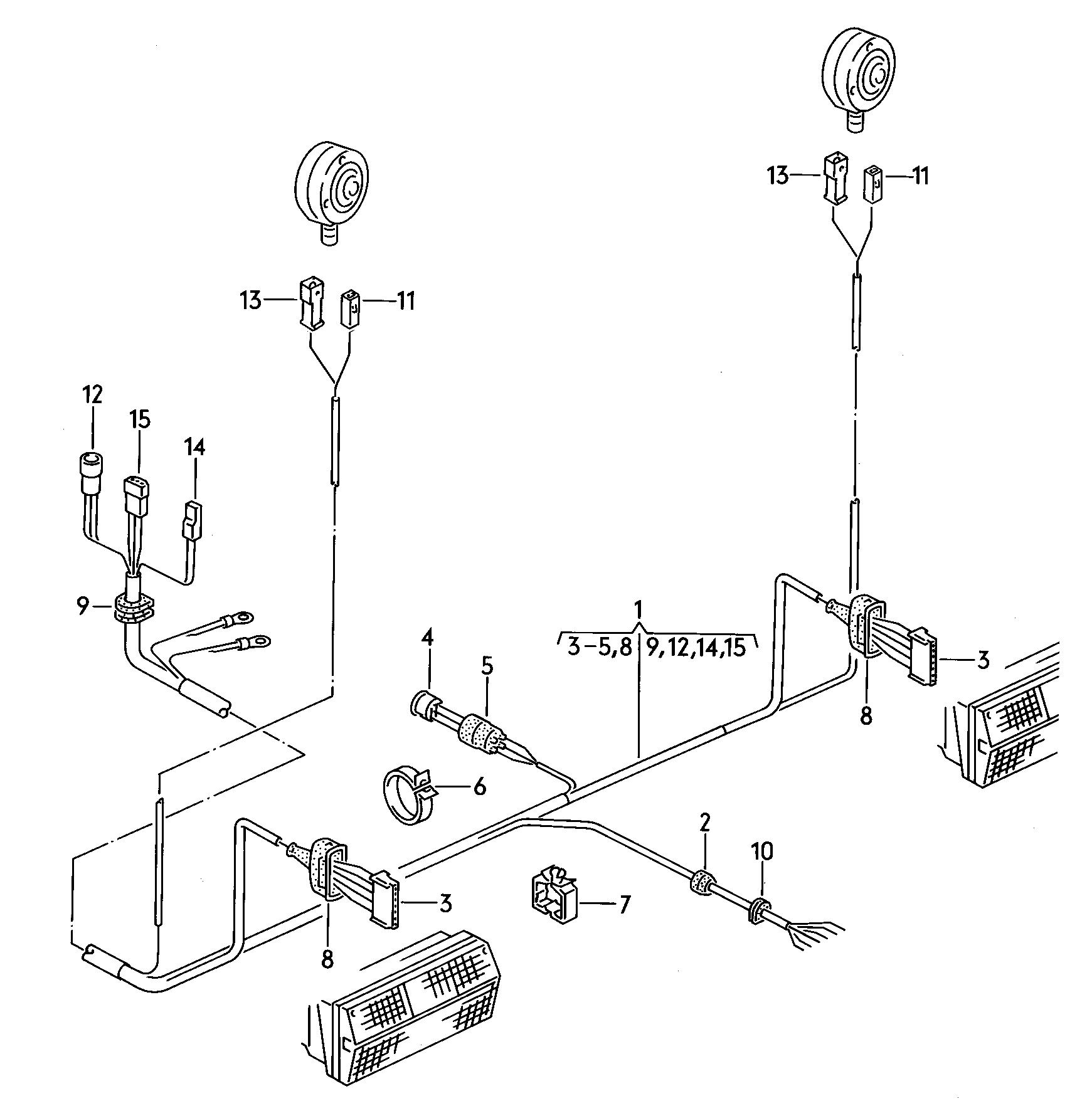 Volkswagen Vanagon Wiring Diagram