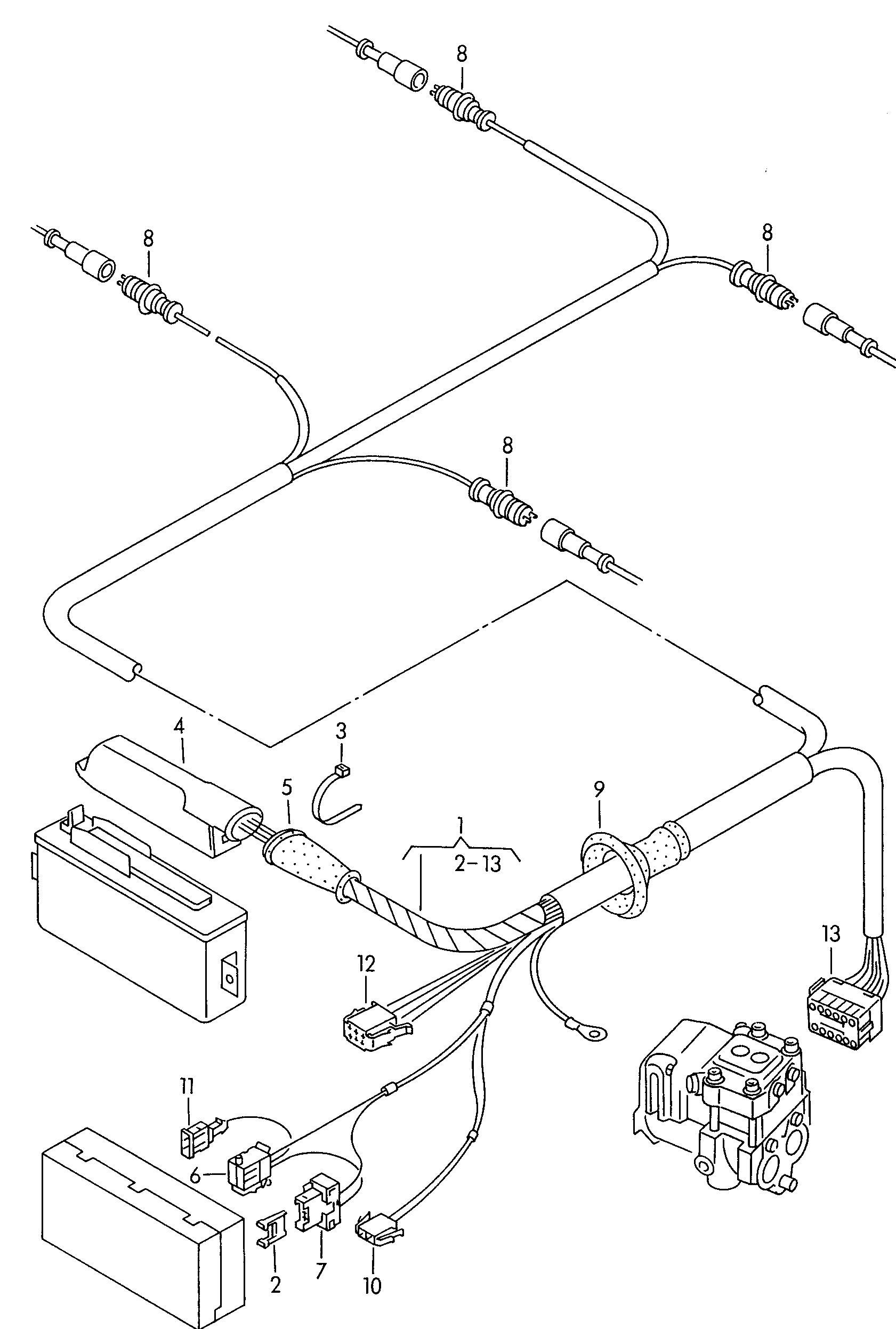 Vw T5 Abs Wiring Diagram