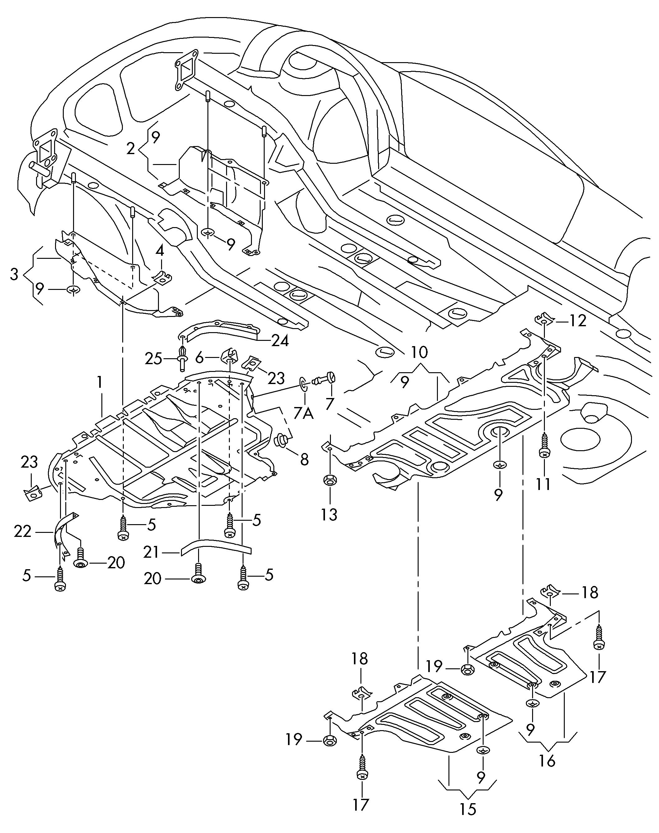 Audi Tt Engine Diagram