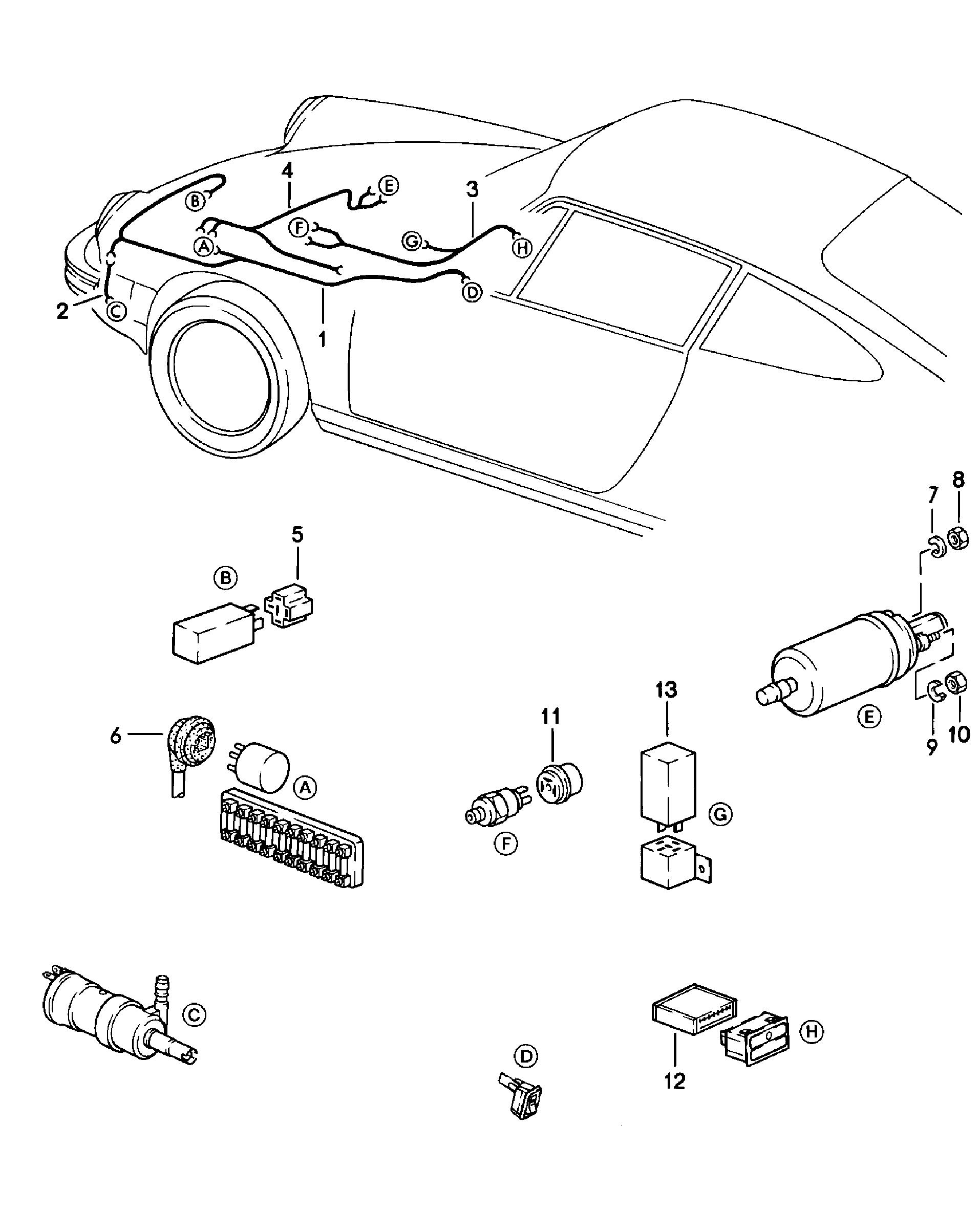 351 Engine Diagram