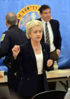 Rose Warren, MA State Police (John Guilfol Public Relations Courtesy Photo)
