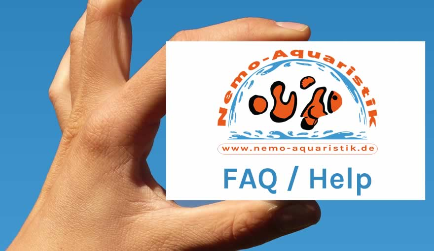 Nemo-Aquaristik faq
