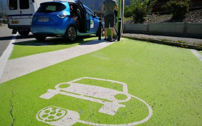 NeMo project shows long-distance journeys in electric vehicles are possible thanks to Inter-Roaming