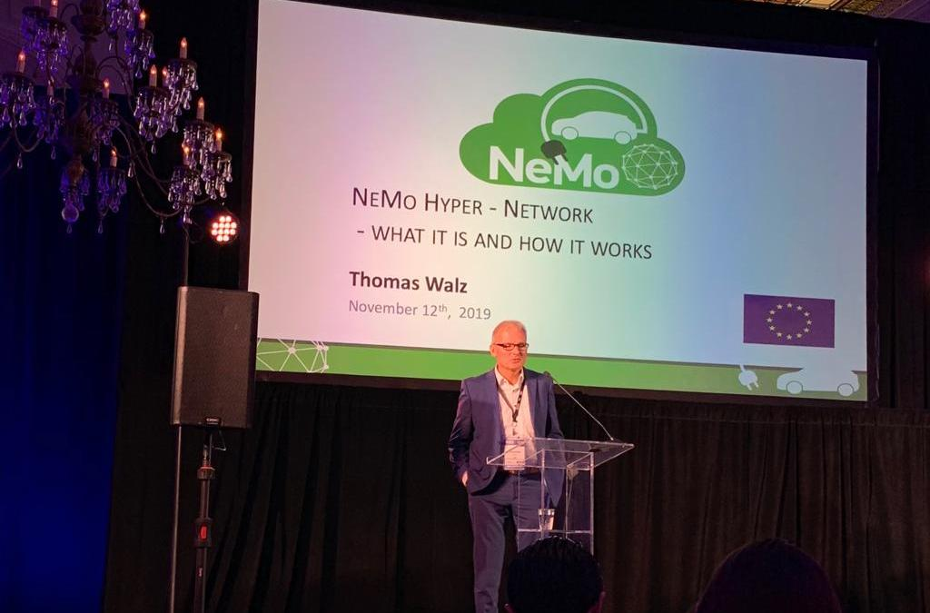 NeMo wins 1st prize in the 'Most Feasible' category at the MOBI Grand Challenge in Los Angeles