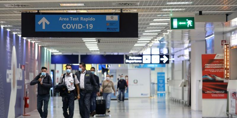 ROME'S FIUMICINO RATED BEST AIRPORT IN EUROPE FOR THE FOURTH YEAR IN A ROW