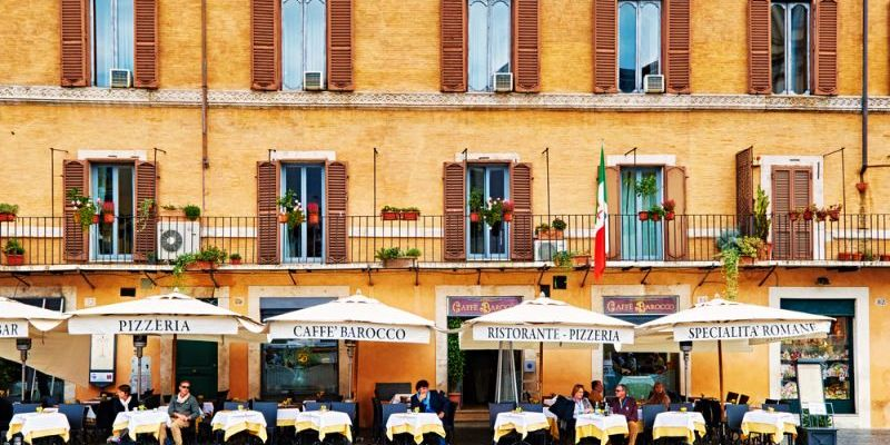 Rome reopens restaurants, cinemas and museums as Italy eases covid-19 curbs