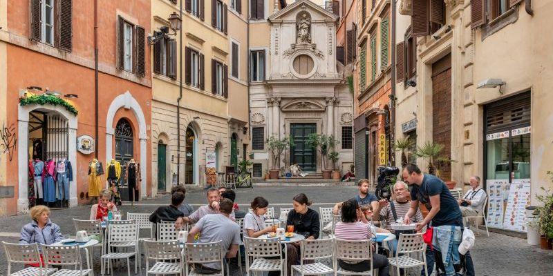 ITALY LIFTS COVID CURFEW AS ALL BUT ONE REGION NOW IN LOWEST-RISK WHITE ZONE