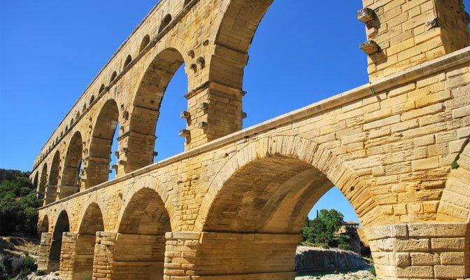 Rome's ancient aqueducts