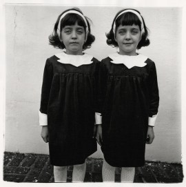 | Identical Twins (Cathleen and Colleen), Roselle, N.J, 1967 |