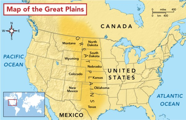 The Great Plains - Geography321