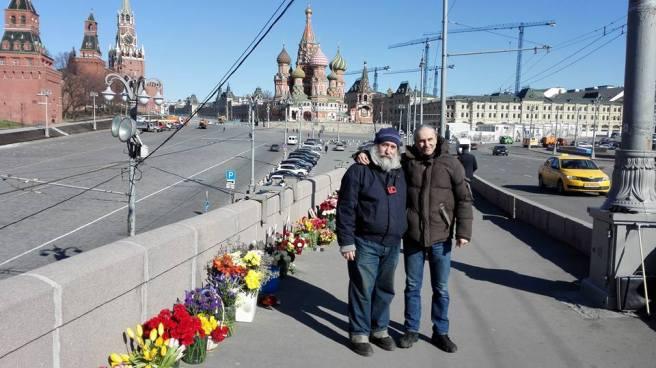 Сергей Киреев и Григорий Саксонов