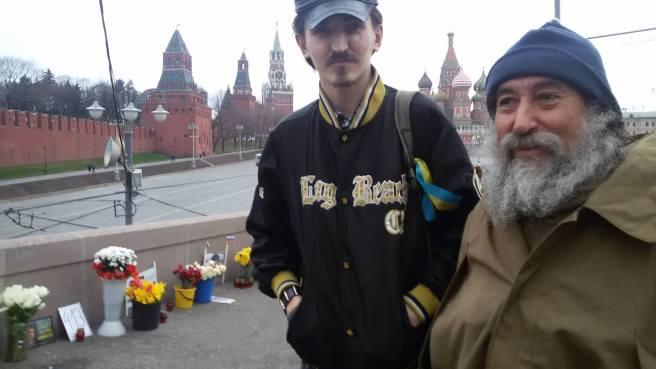 Андрей Дарклайт и Григорий Саксонов