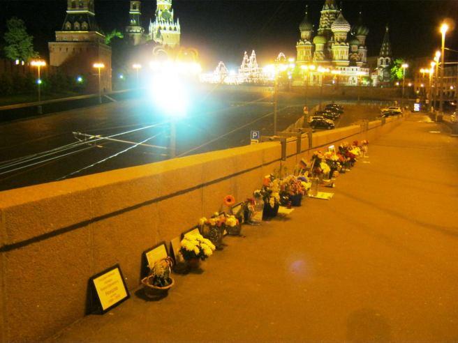 Немцов мост. 13.05.2016 / Мемориал
