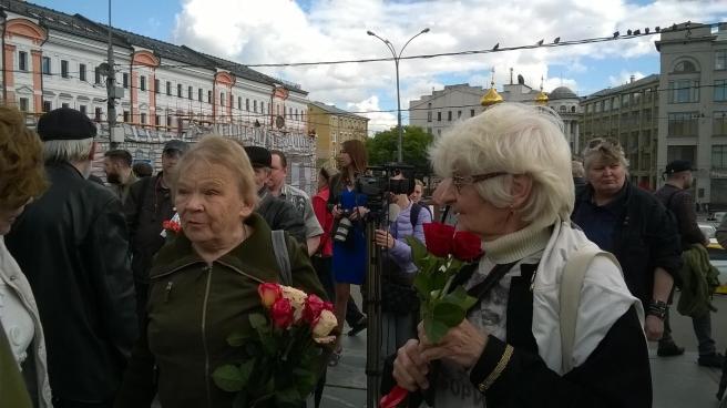 Мариэтта Чудакова и Любовь Иосифовна