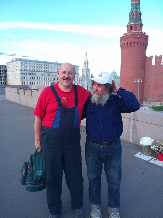Сергей Шевченко и Григорий Саксонов