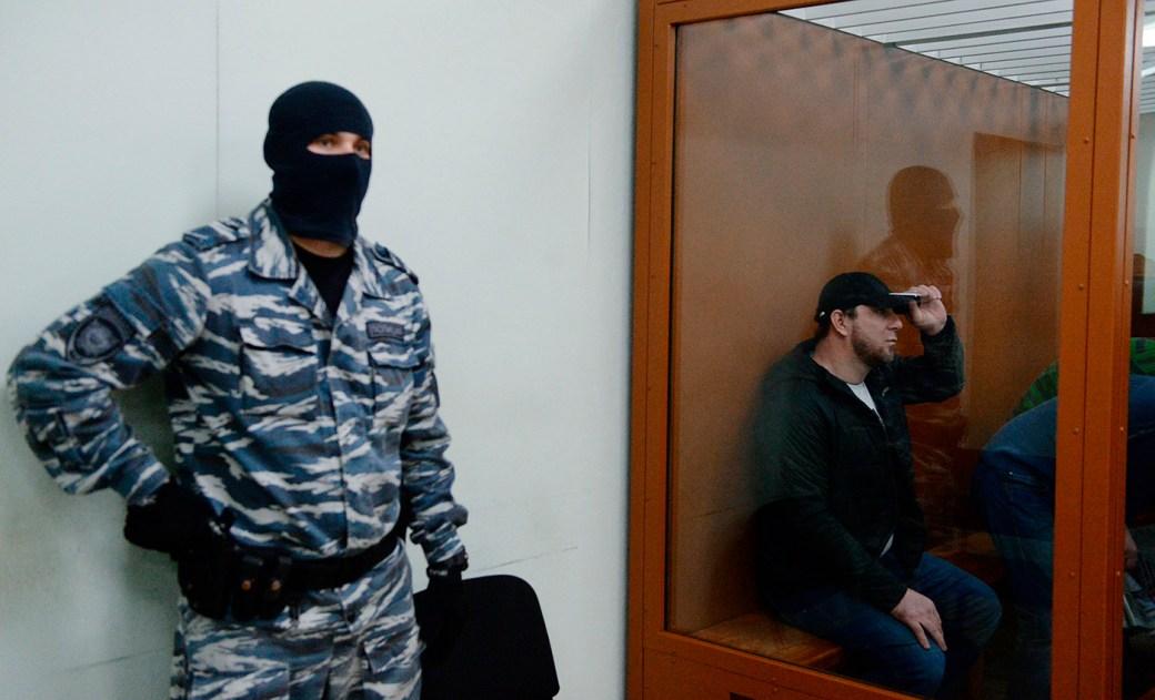 Рассмотрение уголовного дела об убийстве политика Б. Немцова