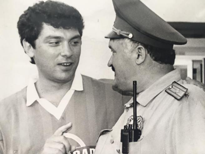Это в 1999-м году, июньский концерт СПС на стадионе «Динамо». Немцов тогда сказал, что без Федоренко не мыслит обеспечения порядка на мероприятии.