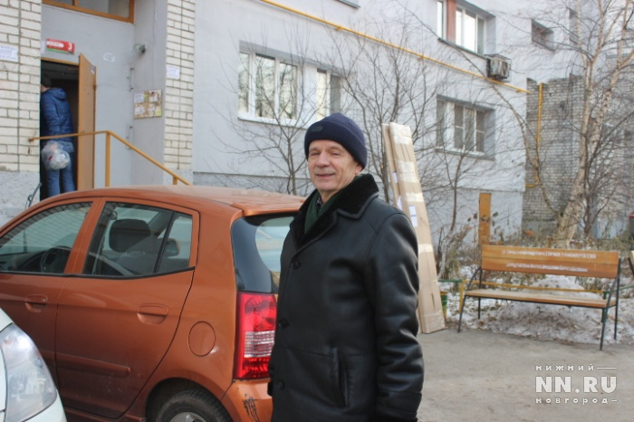 Здесь установят мемориальный знак памяти Бориса Немцова. Фото: Ирина Лебедева
