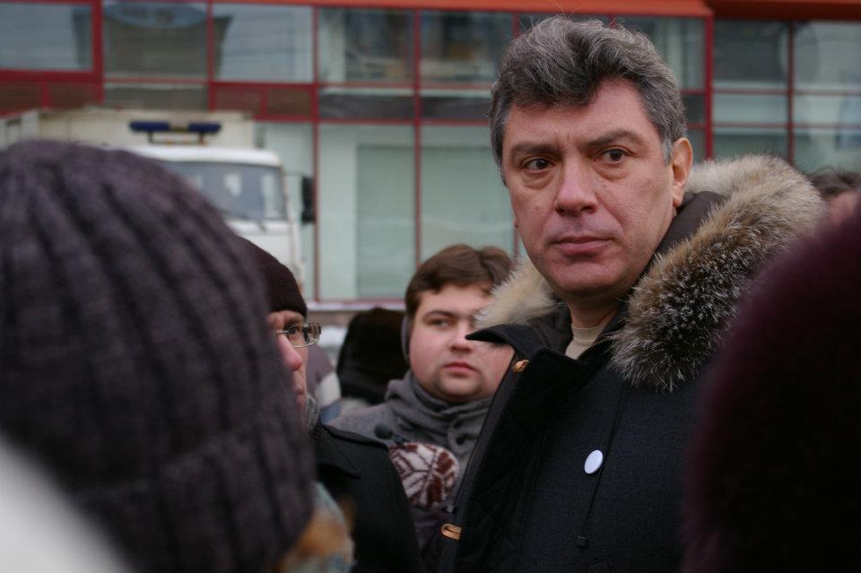 Борис Немцов./ Фото Аврора Ньюс Медиа