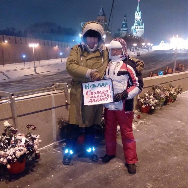 Иван Шаравин и Виктор Леваков