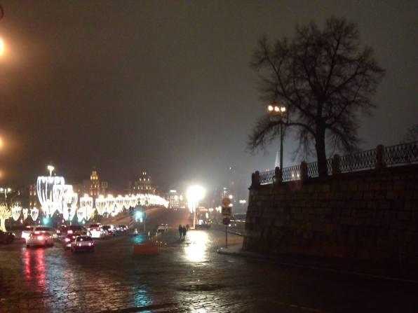 30.12.2017 года. Дежурство на Мемориале Бориса Немцова Фотографии — Карина Старостина