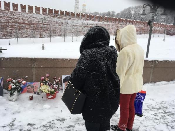 Москвичи. 4 февраля в 17:33. Фотографии — Ольга Мещерякова