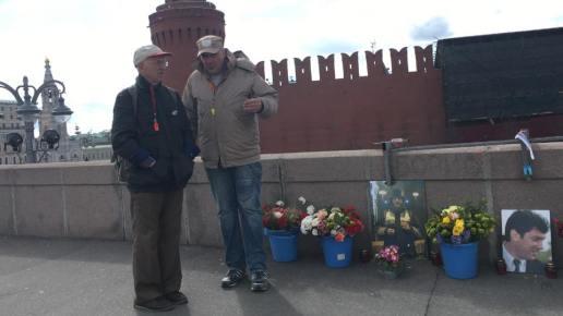 Дневные дежурные Иван и Борис Федорович. Фотографии — Ирина Русанова