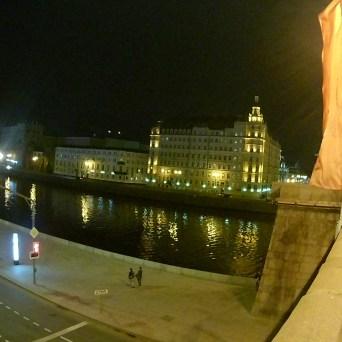 05.05.2018 Ночное дежурство на Мосту Немцова