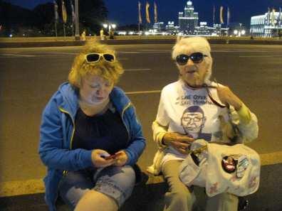 Екатерина Мамонтова и Любовь Новосельская. Фотографии — Татьяна Козлова