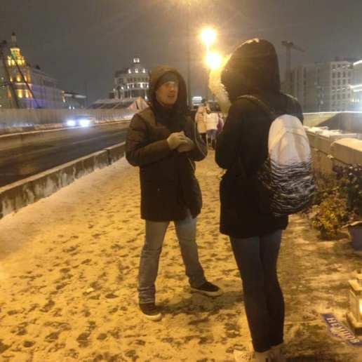 Съёмки канала Другое мнение Фотографии — Тамара Луговых