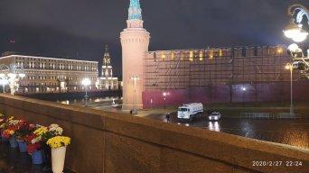 27.02.2020 5 лет со дня убийства Б.Е.Немцова Мемориал