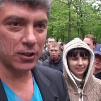 Немцов: «…Живьем? Вы думали, меня убили?»