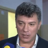 Немцов: «Это не выборы. Это фарс»