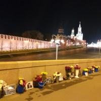Немцов мост. 24 октября