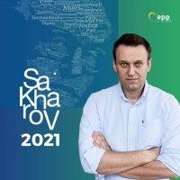 Навальный. Премия Сахарова