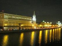 27.10.2016. Немцов мост. Вид с моста