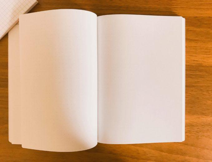 EDiT月間ノートフリーページ