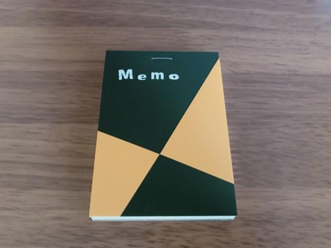 マルマンA7メモパッド