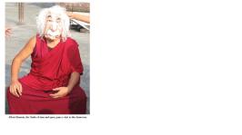 einstein monk