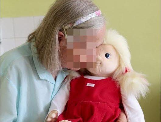 Terapeutické panenky