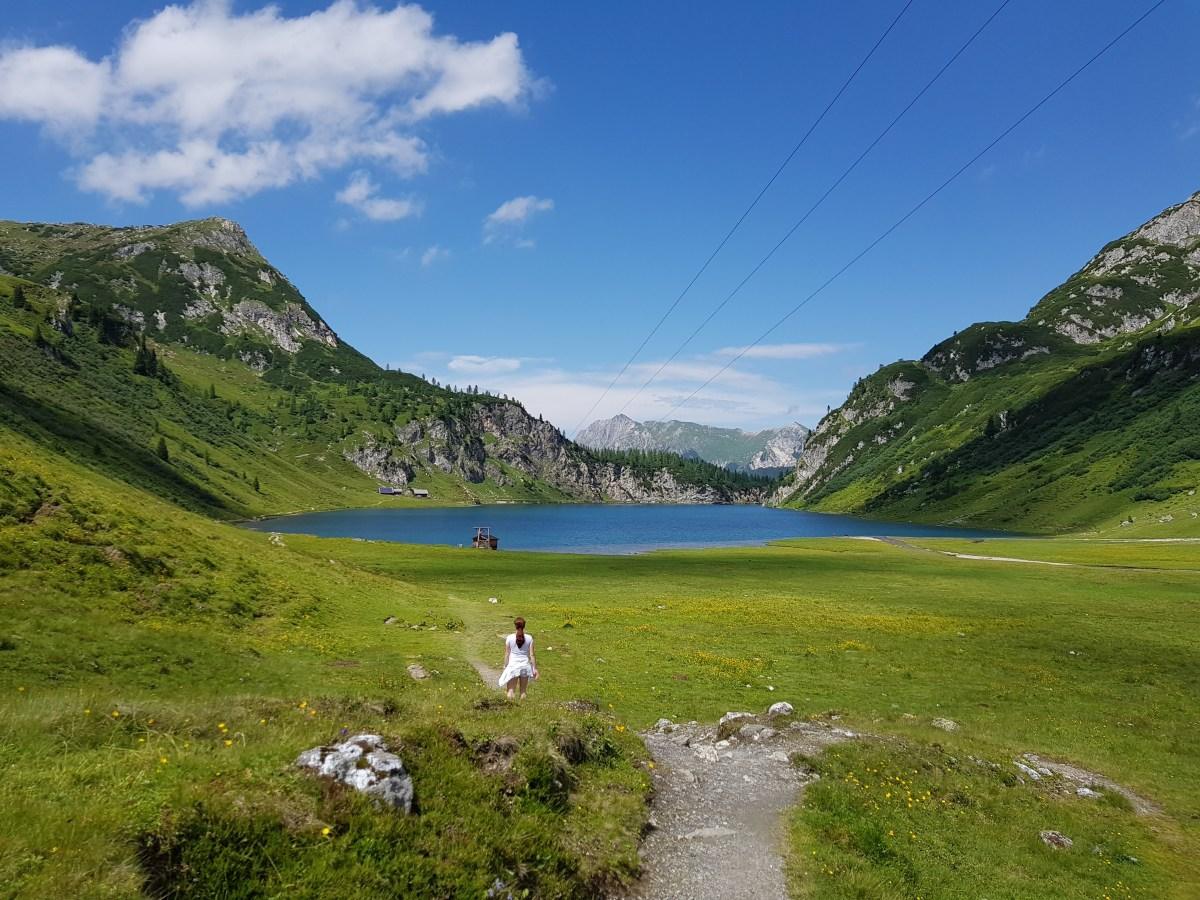Tappenkarsee Hutte
