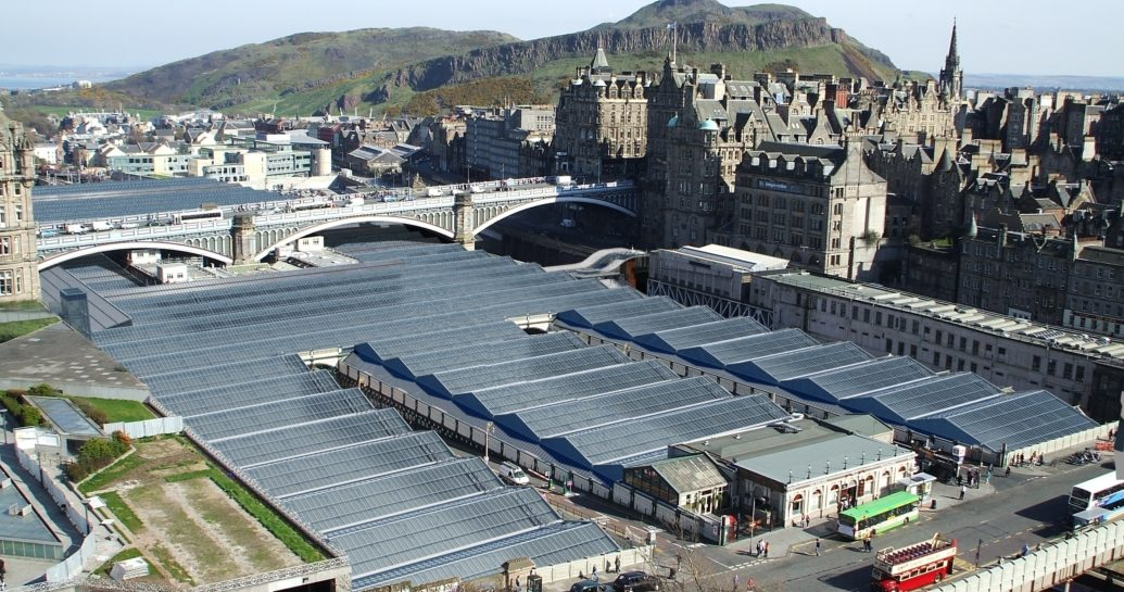 Have Your Say On The Future Of Waverley Station The Nen North Edinburgh News
