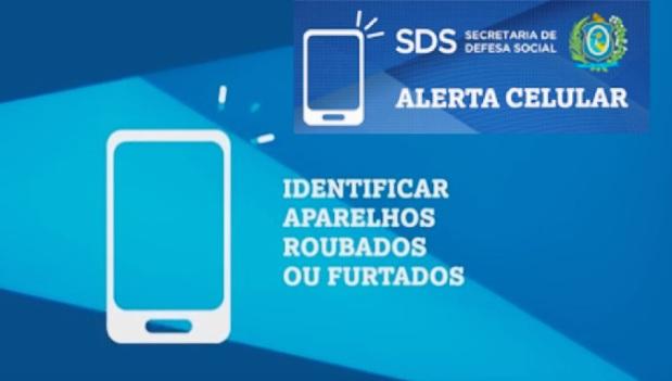 Aplicativo ajuda a recuperar celulares roubados em Pernambuco