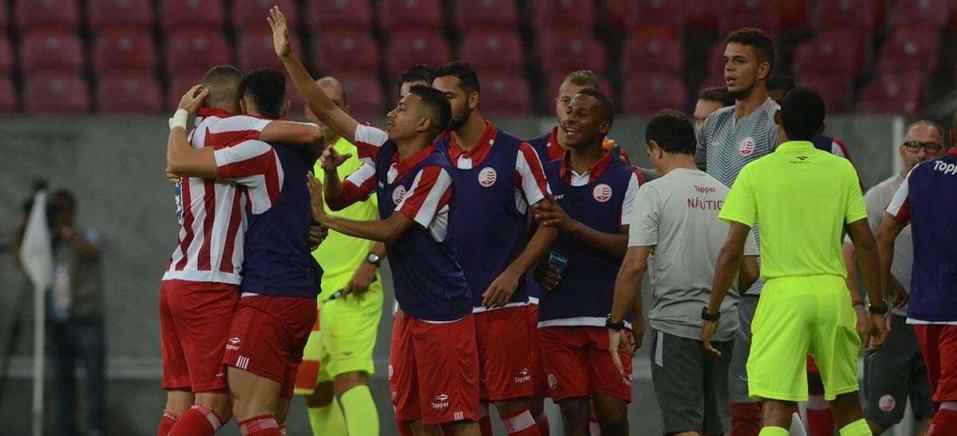 Após vencer o Sport, Náutico empata com o Vitória