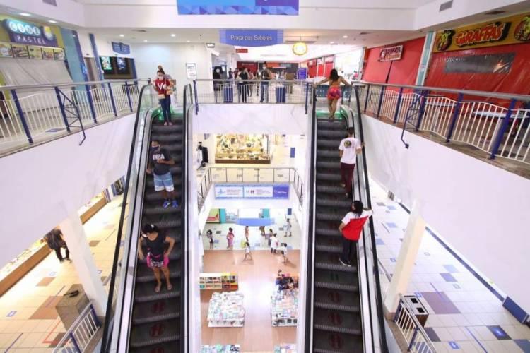 Shoppings centers poderão abrir mais cedo a partir da semana que vem na RMR e Zona da Mata