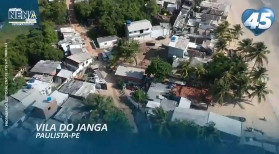 ELEIÇÃO 2020: REGULARIZAÇÃO HABITACIONAL DE VILA NO JANGA