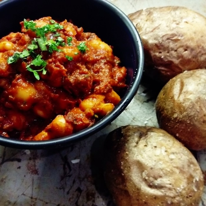 Healthier favourites: better baked beans