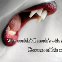 A Laugh on Tuesday: Dracula