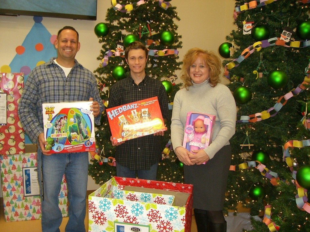 2012 PALS Toy Drive